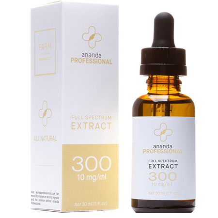 300mg CBD Oil Extract