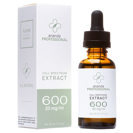 600mg CBD Oil Extract
